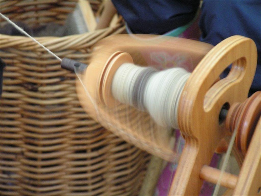 wool_spinning